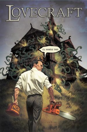 Lovecraft: The Blasphemously Large First Issue by Craig Engler, Daniel Govar