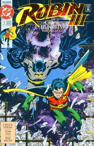 Robin: Cry of the Huntress by Chuck Dixon