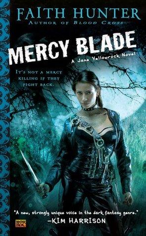 Mercy Blade by Faith Hunter