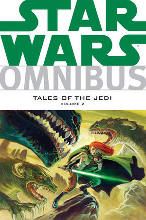 Star Wars Omnibus: Tales of the Jedi, Volume 2 by Tom Veitch, Kevin J. Anderson
