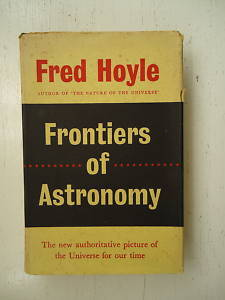 Frontiers of Astronomy by Fred Hoyle