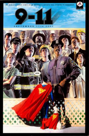 9-11: September 11th 2001, Volume 2 by Marie Severin, Eduardo Risso, Jill Thompson, Geoff Johns, Will Eisner, Stan Lee, Neil Gaiman, Joe Kubert