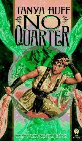 No Quarter by Tanya Huff