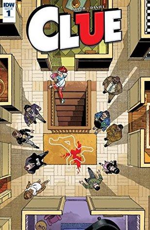 Clue #1 by Paul Allor, Nelson Dániel