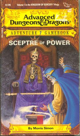 Sceptre Of Power by Morris Simon
