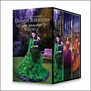 Midsummer Night / Twelfth Night / Bonfire Night by Deanna Raybourn