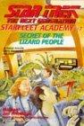 Secret of the Lizard People by Michael Jan Friedman, Lisa Clancy, Todd Cameron Hamilton, Catherine Huerta