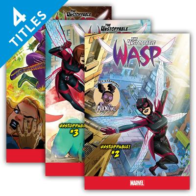 The Unstoppable Wasp (Set) by Jeremy Whitley