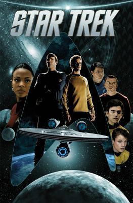 Star Trek: Ongoing, Volume 1 by Steve Molnar, Tim Bradstreet, Mike Johnson