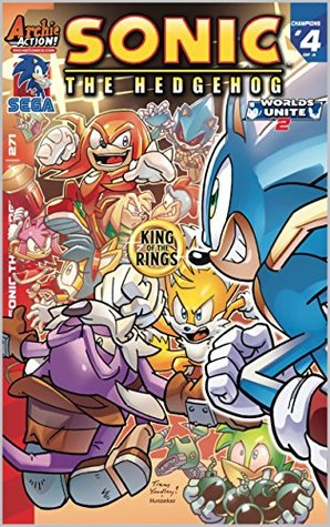 Sonic the Hedgehog #271: Champions Finale: The One Left Standing by Gabriel Cassata, Ian Flynn, Tracy Yardley, Ben Hunzeker, Ryan Jampole, Terry Austin, Diane Skelley, John Workman