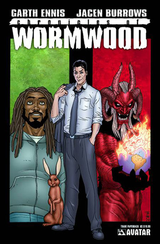 Chronicles of Wormwood by Garth Ennis, Jacen Burrows