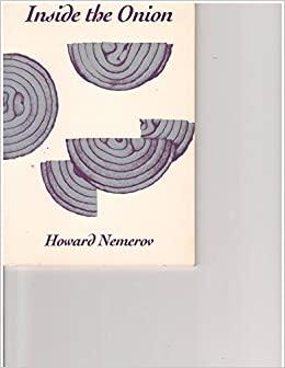 Inside the Onion by Howard Nemerov