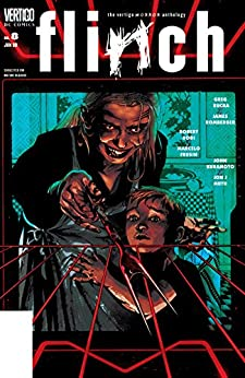 Flinch (1999-2001) #8 by Robert Rodi, Greg Rucka, John Kuramoto
