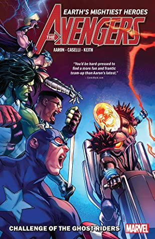 Avengers by Jason Aaron, Vol. 5: Challenge of the Ghost Riders by Jason Aaron, Stefano Caselli