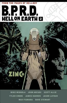 B.P.R.D. Hell on Earth Volume 2 by Mike Mignola