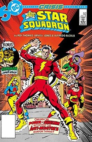 All-Star Squadron (1981-) #52 by Danette Thomas, Arvell Jones, Roy Thomas, Al Dellinges