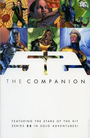 52: The Companion by David S. Goyer, Grant Morrison, Geoff Johns
