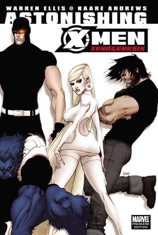 Astonishing X-Men: Xenogenesis by Kaare Kyle Andrews, Warren Ellis