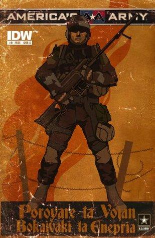 America's Army #0 by Marshall Dillon, M. Zachary Sherman, Matt Hebb, Scott R. Brooks, J. Brown