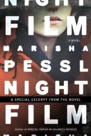 Night Film Extended Sampler by Marisha Pessl