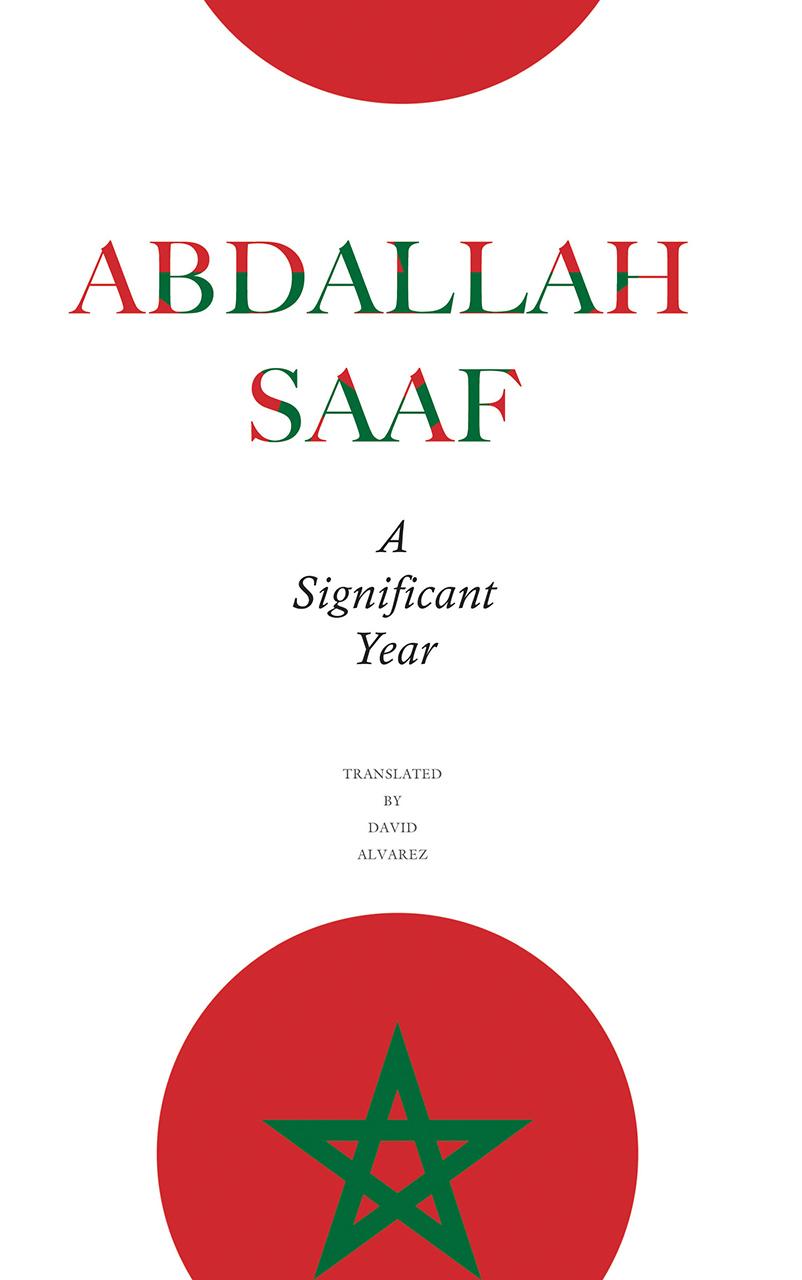 A Significant Year by David Alvarez, Abdallah Saaf