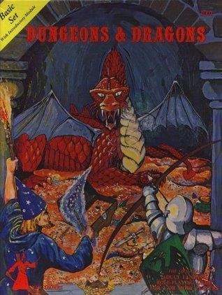 Dungeons And Dragons Basic Set Box Set by Dave Arneson, Gary Gygax, John Eric Holmes
