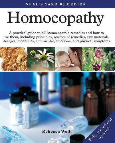 Homoeopathy by Rebecca Wells
