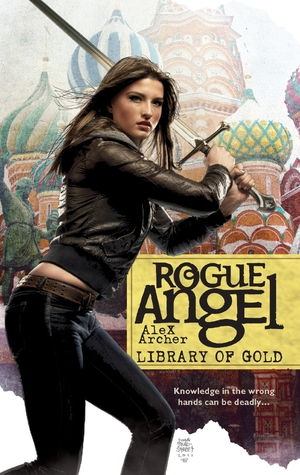 Library of Gold by Joseph Nassise, Alex Archer