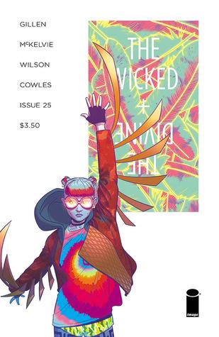 The Wicked + The Divine #25 by Jamie McKelvie, Kieron Gillen