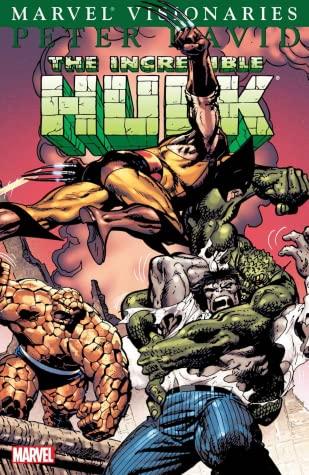 The Incredible Hulk Visionaries: Peter David, Vol. 4 by Jeff Purves, Dan Reed, Bob Harras, Peter David, Herb Trimpe