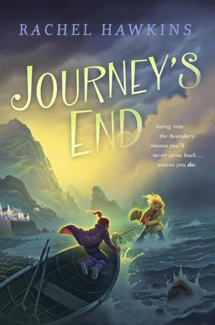 Journey's End by Rachel Hawkins