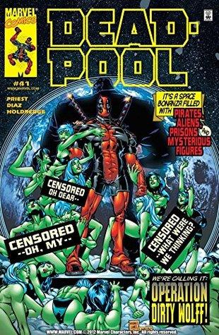 Deadpool (1997-2002) #41 by Paco Díaz, Christopher J. Priest