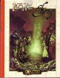 Exalted Book of Bone & Ebony by Kraig Blackwelder, Genevieve Cogman, Daniel Dover