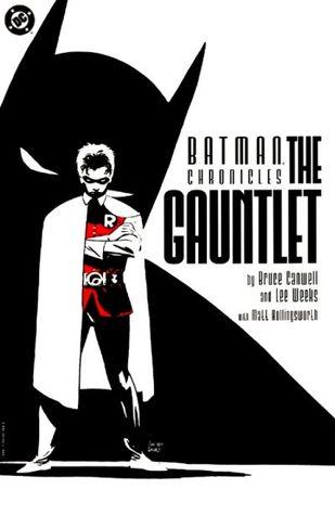 Batman Chronicles: The Gauntlet by Matt Hollingsworth, Lee Weeks, Scott Peterson, Bruce Canwell