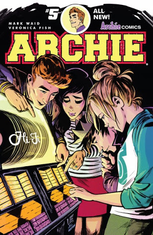 Archie (2015-) #5 by Mark Waid, Veronica Fish
