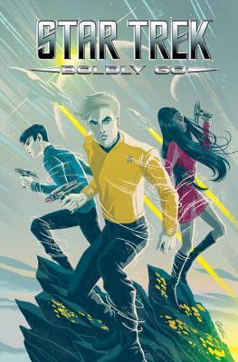 Star Trek: Boldly Go, Volume 1 by Mike Johnson