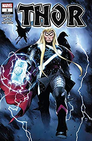 Thor (2020-) #1: Director's Cut by Olivier Coipel, Nic Klein, Donny Cates