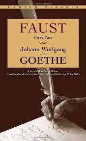 Faust, Parts One and Two by Johann Wolfgang von Goethe