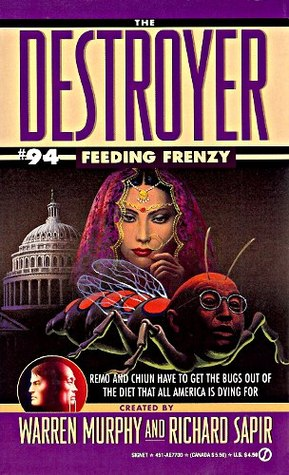 Feeding Frenzy by Richard Sapir, Warren Murphy, Will Murray