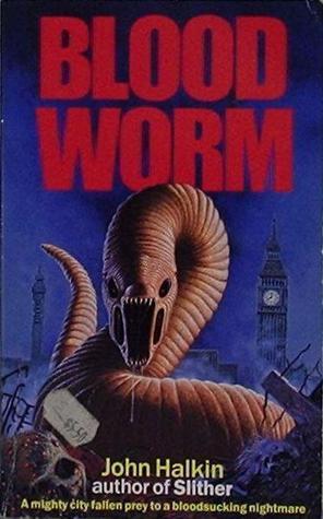Blood Worm by John Halkin