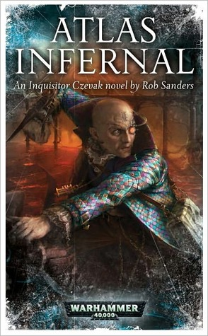 Atlas Infernal by Rob Sanders