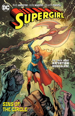 Supergirl Vol. 2: Sins of the Circle by Eduardo Pansica, Marc Andreyko, Kevin Maguire