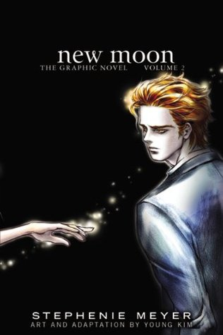 New Moon: The Graphic Novel, Vol. 2 by Stephenie Meyer, Young Kim