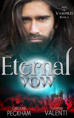 Eternal Vow by Susanne Valenti, Caroline Peckham