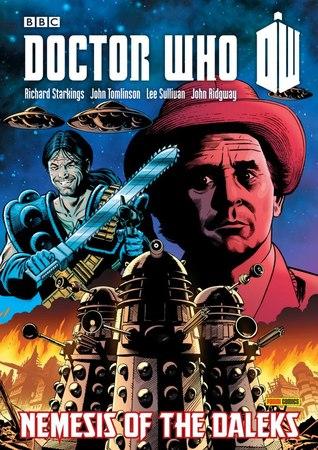 Doctor Who: Nemesis of the Daleks: Collected Seventh Doctor Who Comic Strips, Volume 2 by Richard Starkings, Paul Cornell, Dan Abnett, Steve Moore, Steve Dillon, Mike Collins, Lee Sullivan, John Freeman
