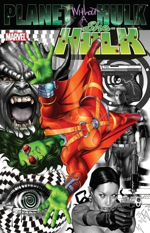 She-Hulk, Volume 5: Planet Without a Hulk by Dan Slott, Cliff Rathburn, Rick Burchett
