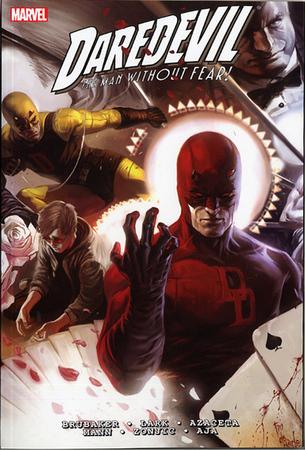 Daredevil by Ed Brubaker & Michael Lark: Ultimate Collection, Book 3 by Ed Brubaker, David Aja, Clay Mann, Tonci Zonjic, Greg Rucka, Michael Lark, Ann Nocenti