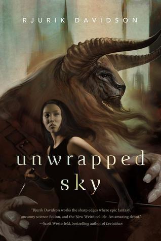 Unwrapped Sky by Rjurik Davidson