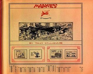 Maakies by Tony Millionaire, Andy Dick
