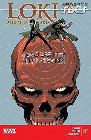 Loki: Agent of Asgard #7 by Jorge Coelho, Al Ewing, Lee Garbett